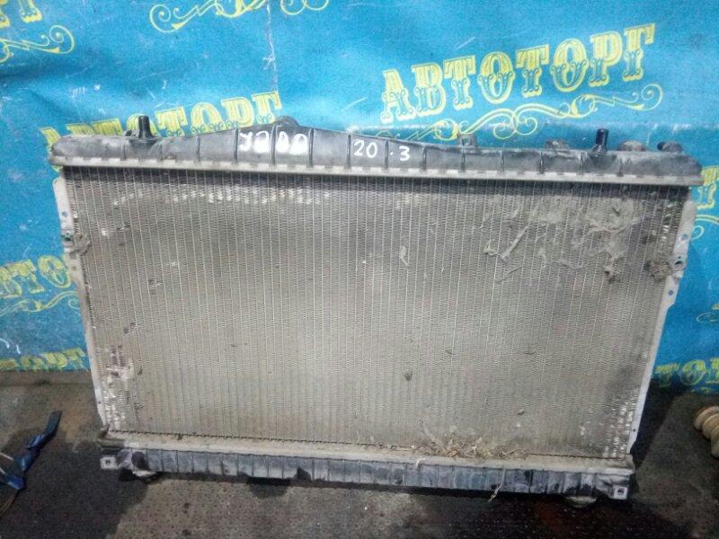 Радиатор основной Chevrolet Lacetti J200 F14D3 2007