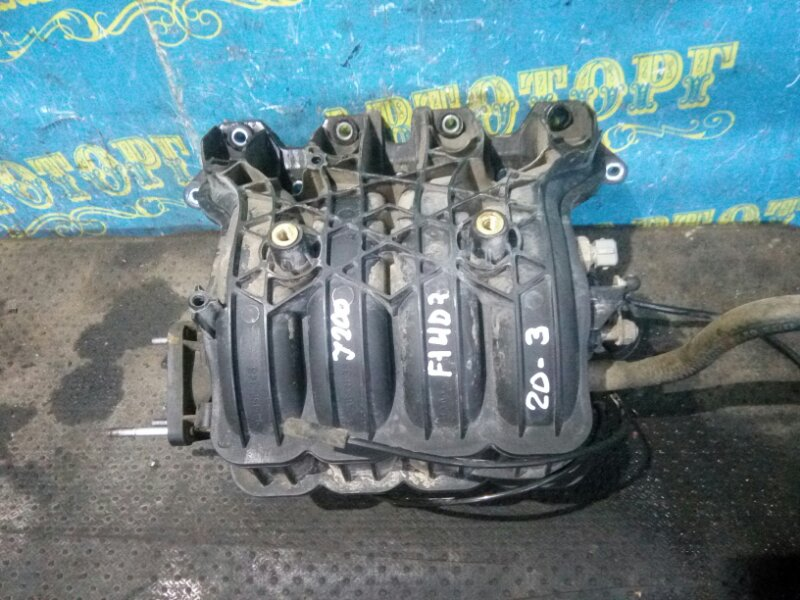Коллектор впускной Chevrolet Lacetti J200 F14D3 2007