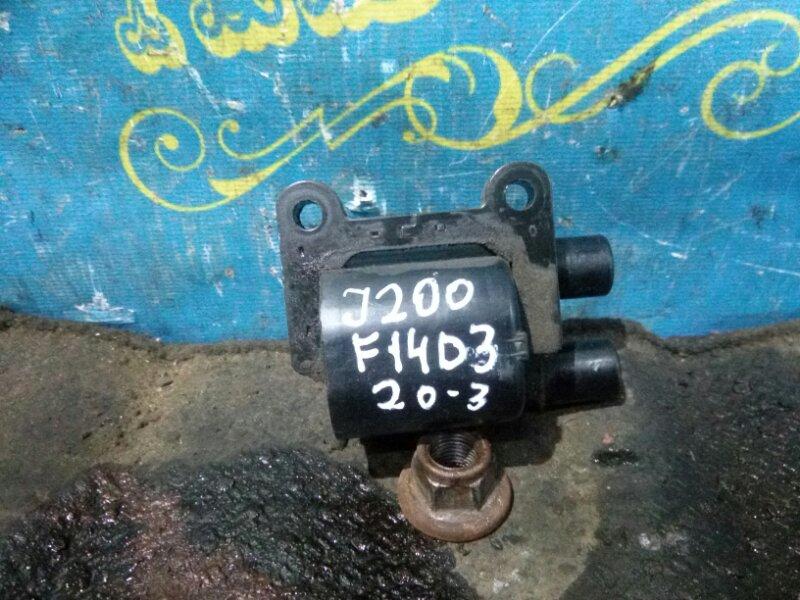 Катушка зажигания Chevrolet Lacetti J200 F14D3 2007