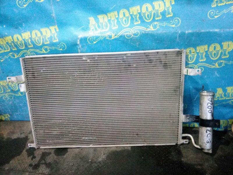 Радиатор кондиционера Chevrolet Lacetti J200 F14D3 2007