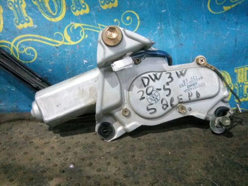 Моторчик заднего дворника Mazda Demio DW3W B3 1998 задний