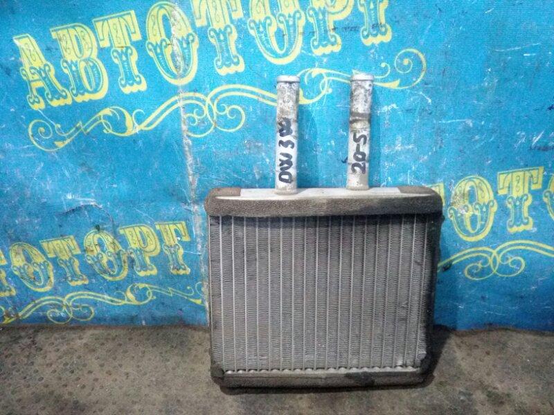 Радиатор печки Mazda Demio DW3W B3 1998