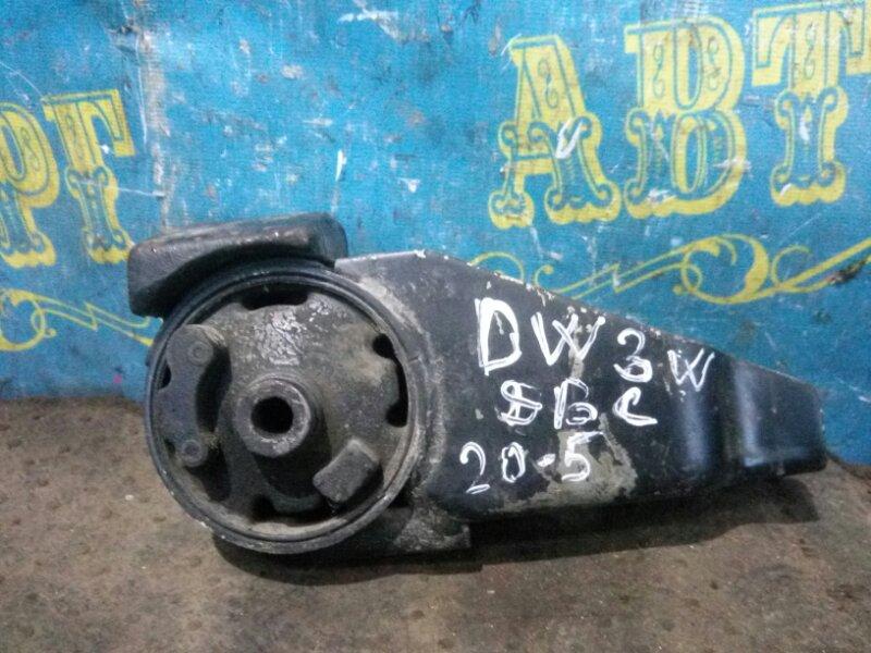 Подушка двигателя Mazda Demio DW3W B3 1998 передняя правая