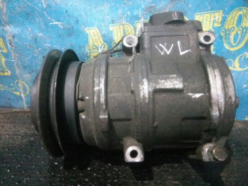 Компрессор кондиционера Mazda Mpv LVLR WL 1997