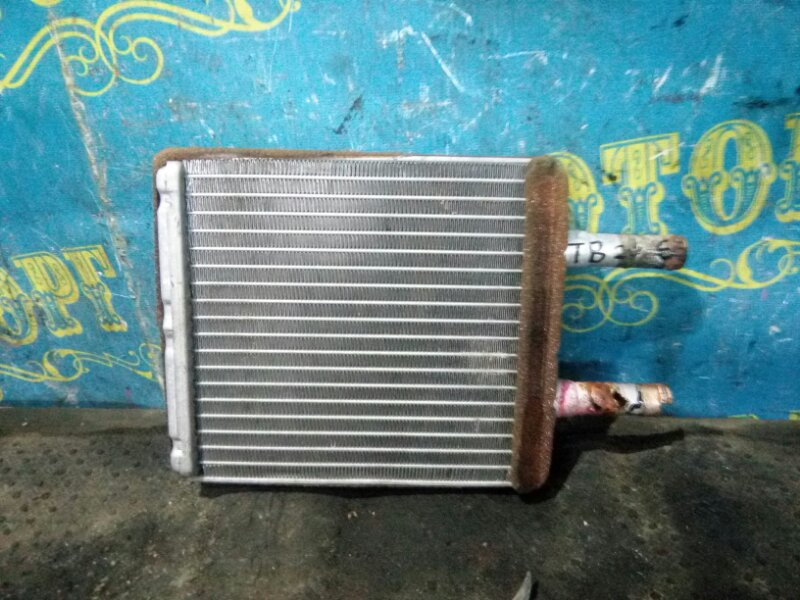 Радиатор печки Hyundai Getz TB G4HG 2010