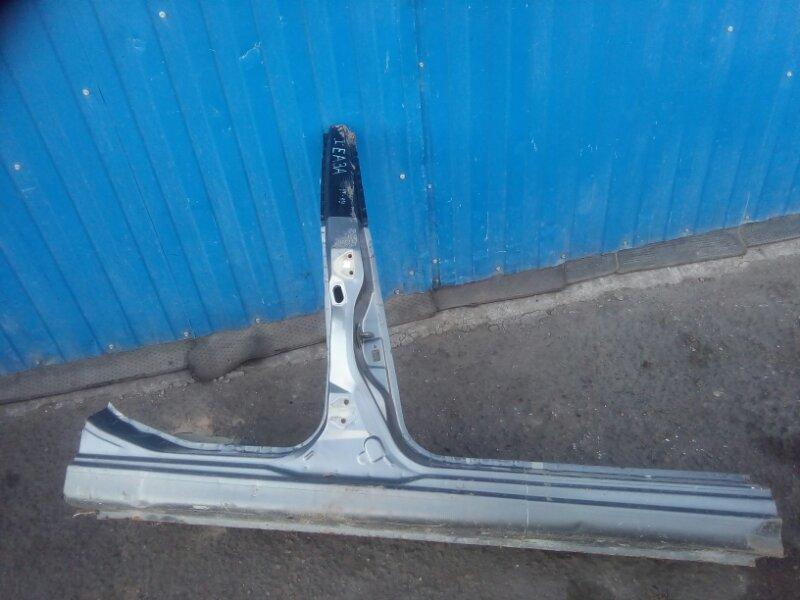 Порог Mitsubishi Galant EA3A 4G64 2002 правый