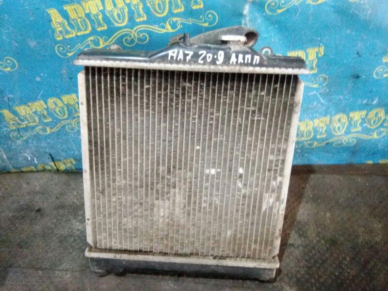 Радиатор основной Honda Domani MA7 D15B 1996