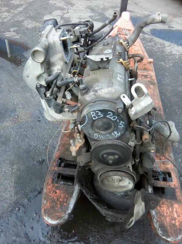 Двигатель Mazda Demio DW3W B3 1998
