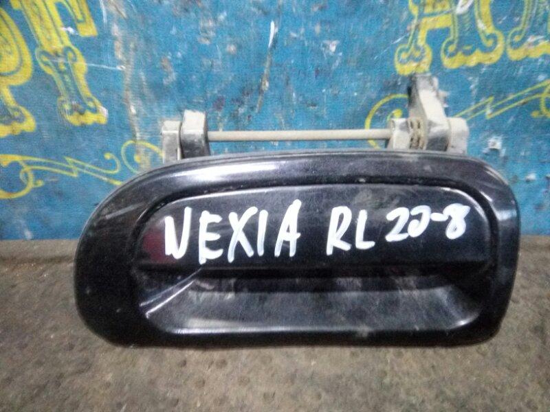 Ручка двери внешняя Daewoo Nexia KLETN G15MF 1998 задняя левая