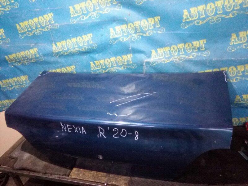 Крышка багажника Daewoo Nexia KLETN G15MF 1998
