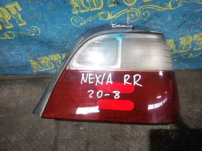 Стоп сигнал Daewoo Nexia KLETN G15MF 1998 задний правый