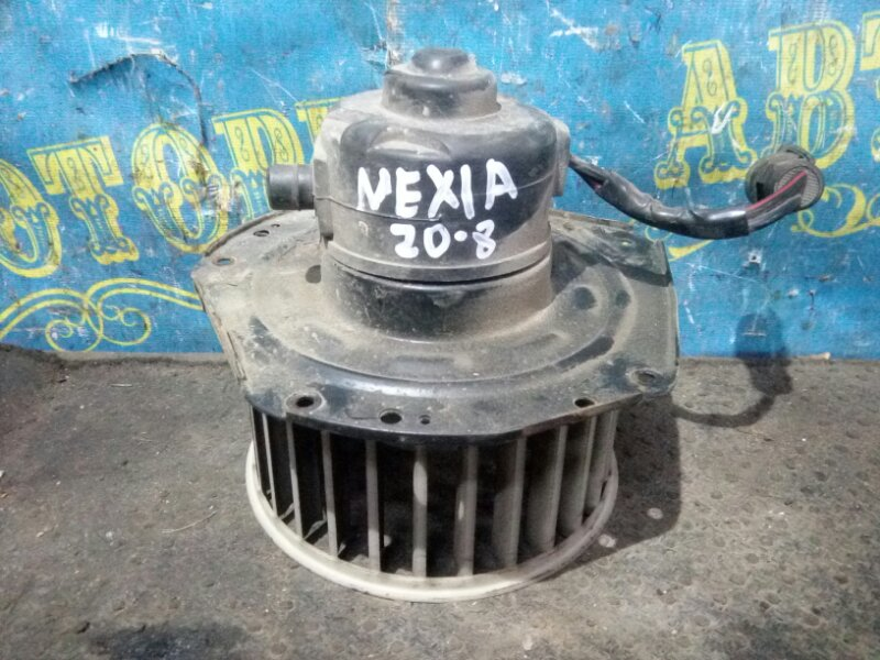 Мотор печки Daewoo Nexia KLETN G15MF 1998