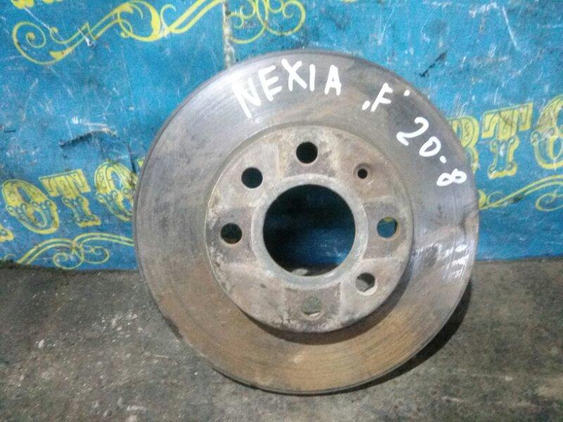 Тормозной диск Daewoo Nexia KLETN G15MF 1998