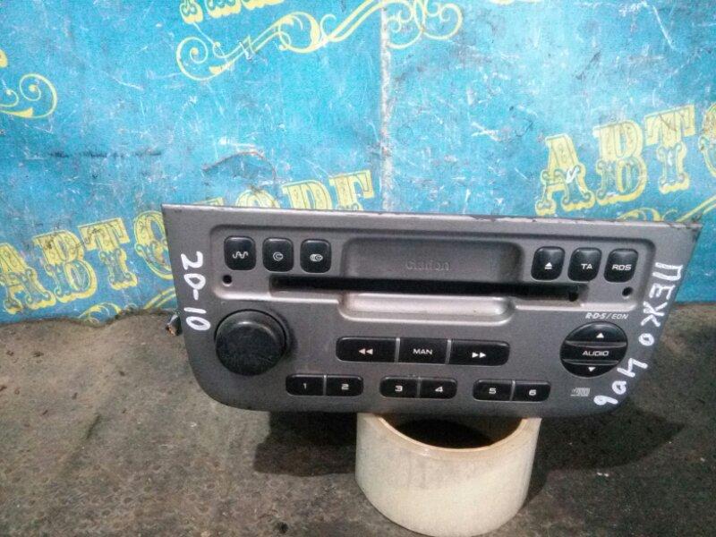 Магнитофон Peugeot 406 8B EW7J4 2004