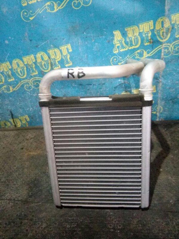 Радиатор печки Hyundai Solaris RB G4FA 2015
