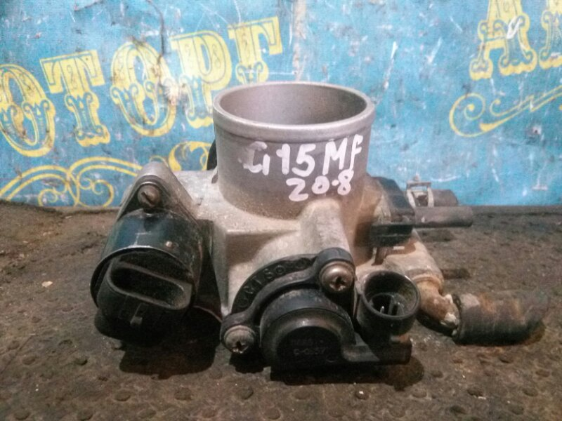 Дроссельная заслонка Daewoo Nexia KLETN G15MF 1998