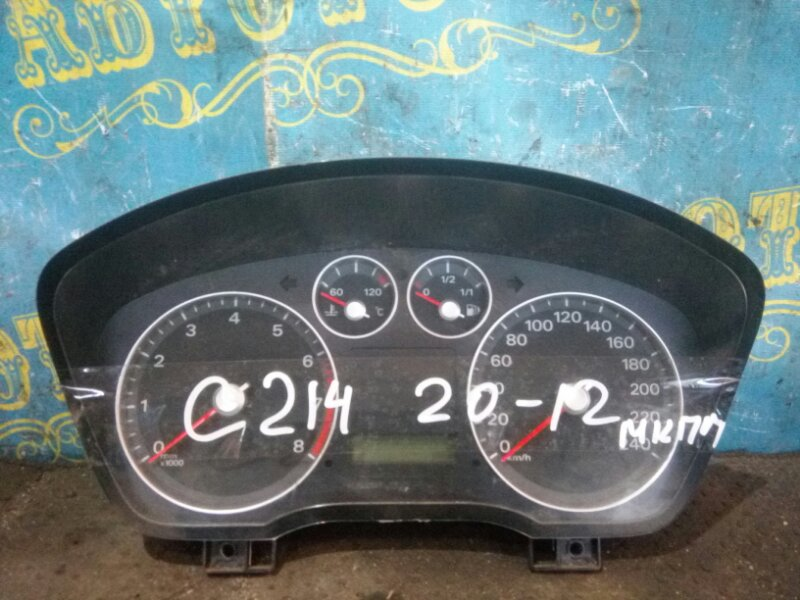 Щиток приборов Ford C-Max C214 AODA 2005
