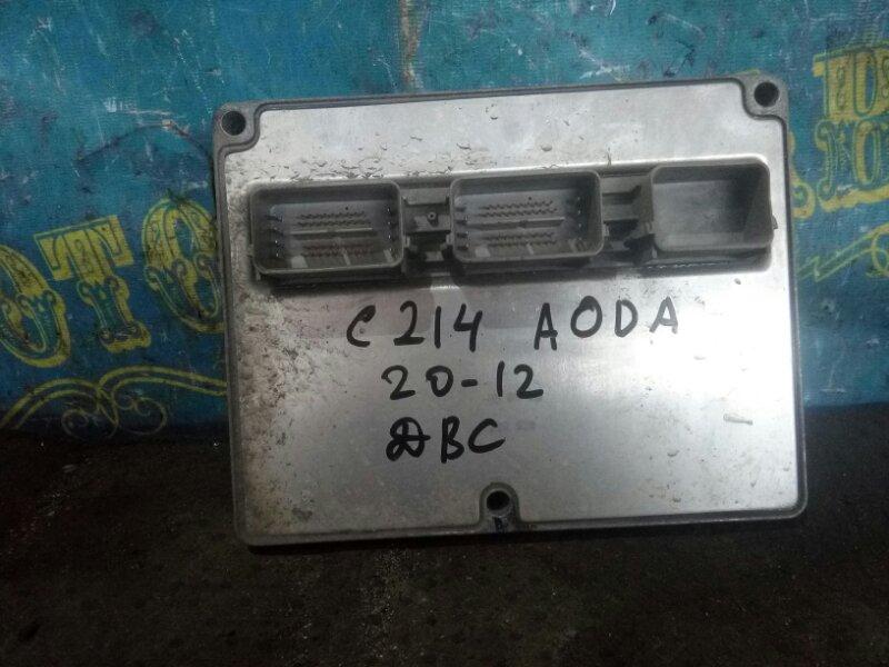 Блок управления двс Ford C-Max C214 AODA 2005
