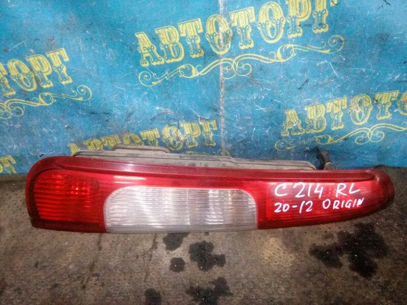 Стоп сигнал Ford C-Max C214 AODA 2005 задний левый