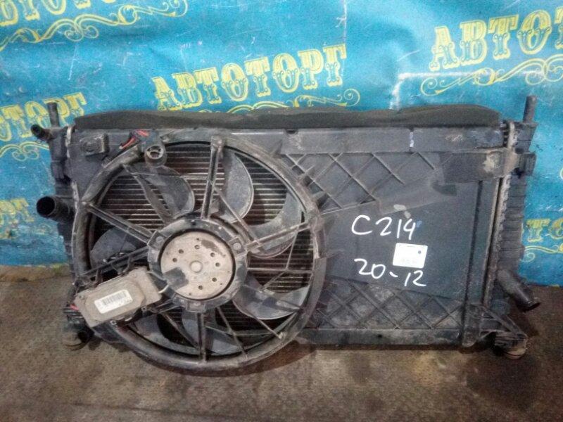 Радиатор основной Ford C-Max C214 AODA 2005