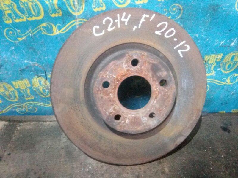 Тормозной диск Ford C-Max C214 AODA 2005 передний