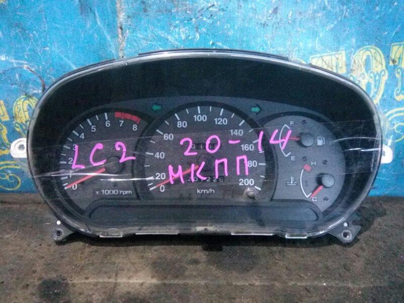 Щиток приборов Hyundai Accent LC2 G4EC 2006
