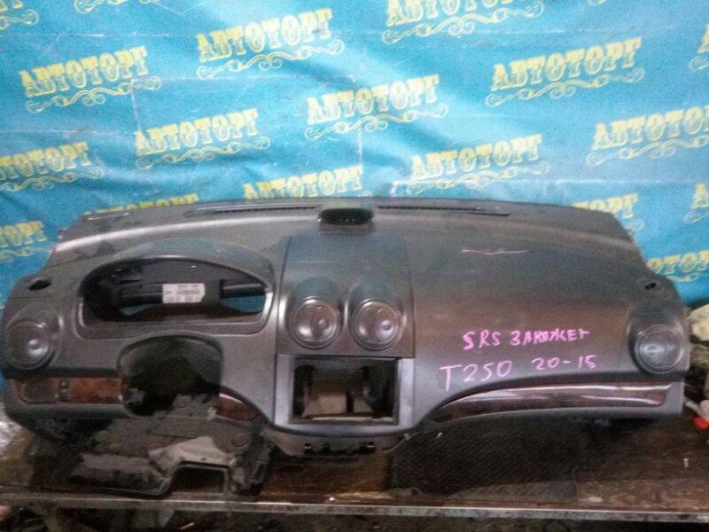 Торпеда Chevrolet Aveo T250 F14D4 2008