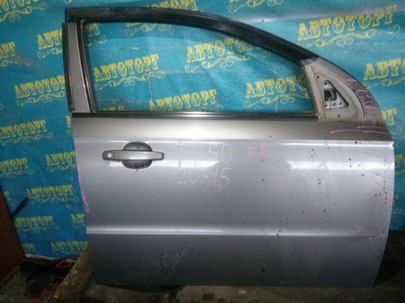 Дверь Chevrolet Aveo T250 F14D4 2008 передняя правая