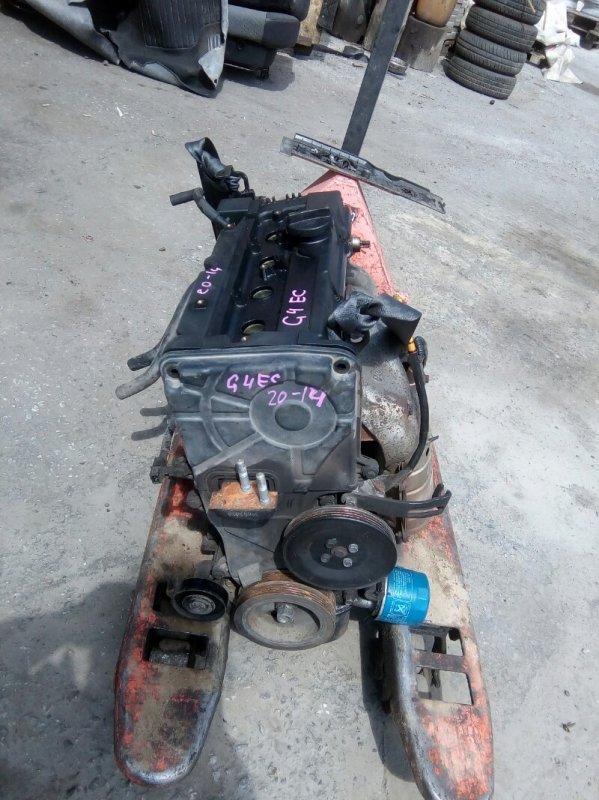 Двигатель Hyundai Accent LC2 G4EC 2006