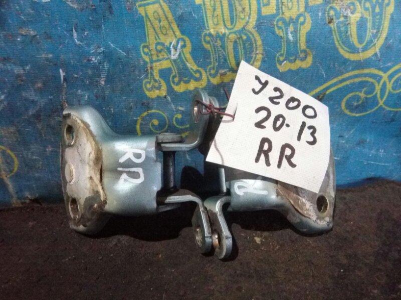 Петля дверная Chevrolet Lacetti J200 F14D3 2004 задняя правая