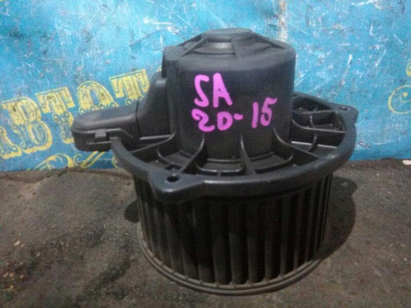 Мотор печки Kia Picanto SA G4HE 2007