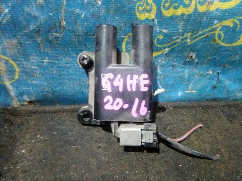 Катушка зажигания Kia Picanto SA G4HE 2007