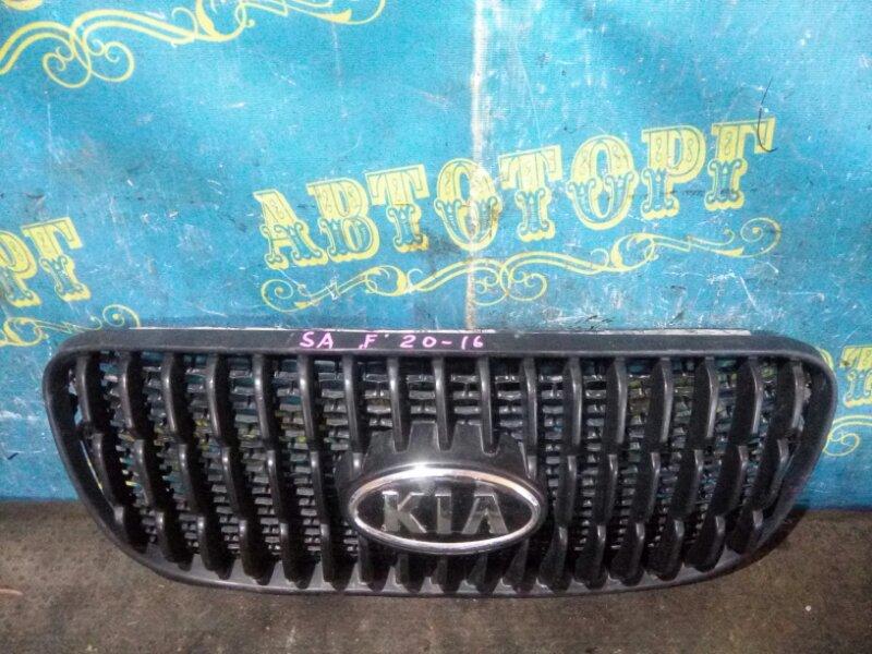 Решетка радиатора Kia Picanto SA G4HE 2007