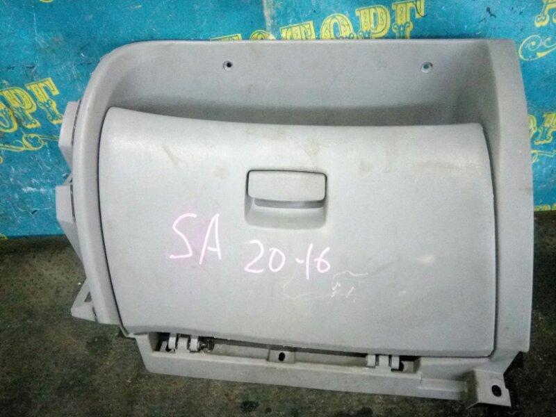 Бардачок Kia Picanto SA G4HE 2007