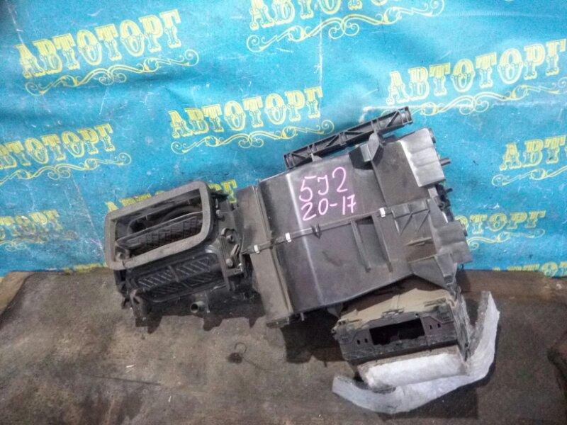 Корпус печки Skoda Fabia 5J2 CGGB 2012