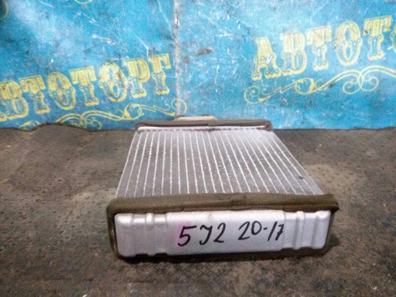 Радиатор печки Skoda Fabia 5J2 CGGB 2012