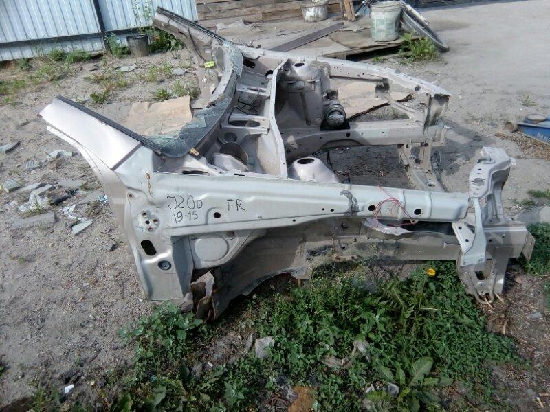 Лонжерон Chevrolet Lacetti J200 F16D3 2012 передний правый
