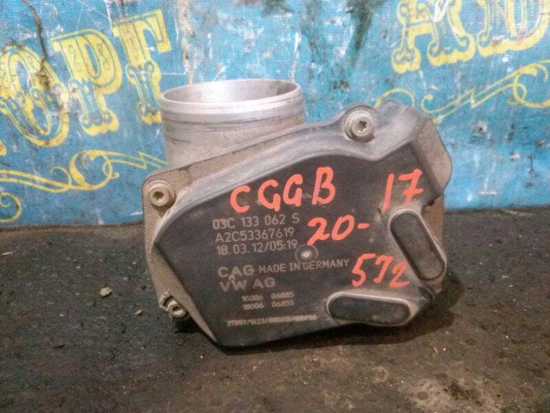 Дроссельная заслонка Skoda Fabia 5J2 CGGB 2012