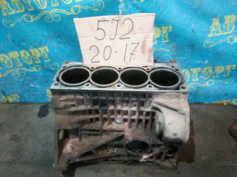 Блок двс Skoda Fabia 5J2 CGGB 2012