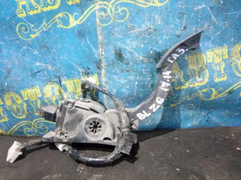 Педаль подачи топлива Mazda 3 BL Z6 2012