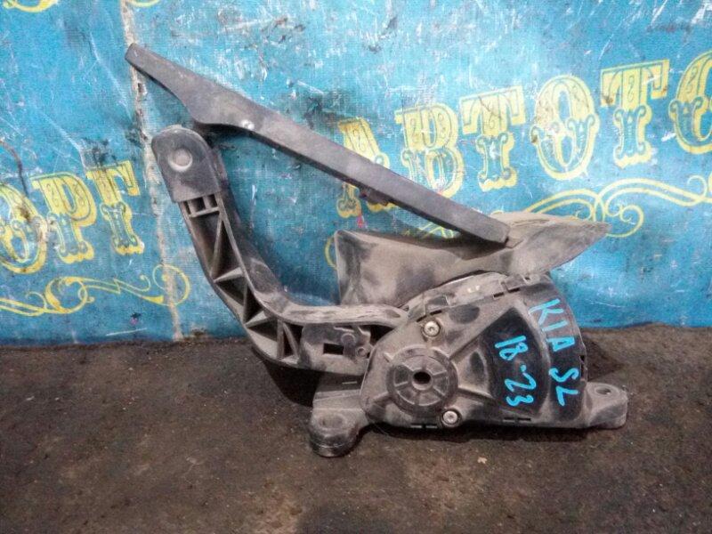 Педаль подачи топлива Kia Sportage SL D4HA 2011