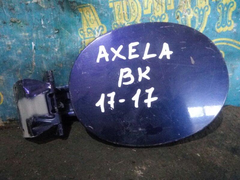 Лючок бензобака Mazda Axela BK ZY 2004