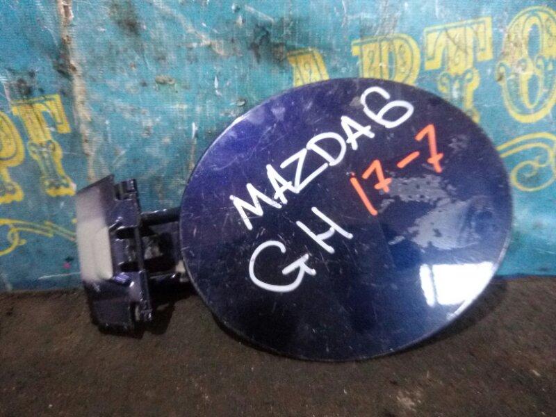 Лючок бензобака Mazda 6 GH LF17 2008