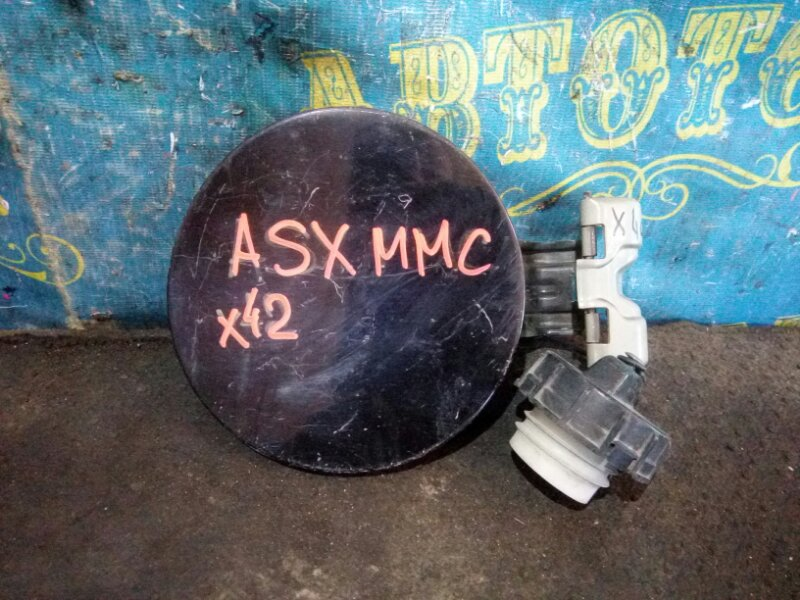 Лючок бензобака Mitsubishi Asx GA3W 4B10 2010