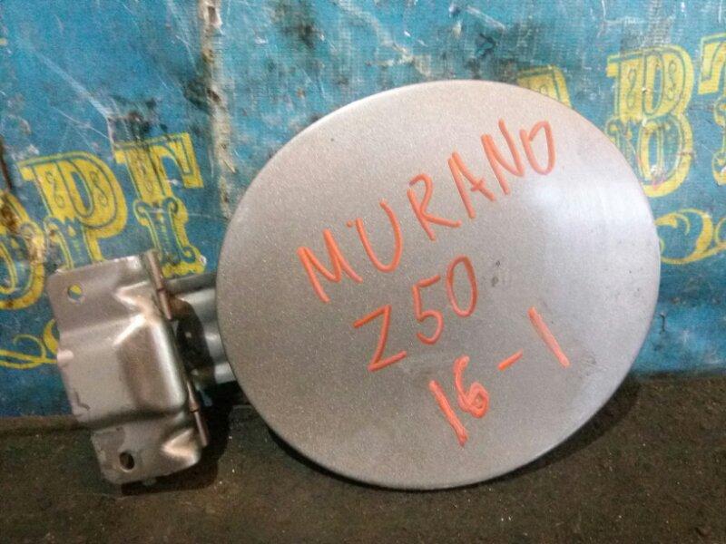 Лючок бензобака Nissan Murano Z50 VQ35-DE 2002