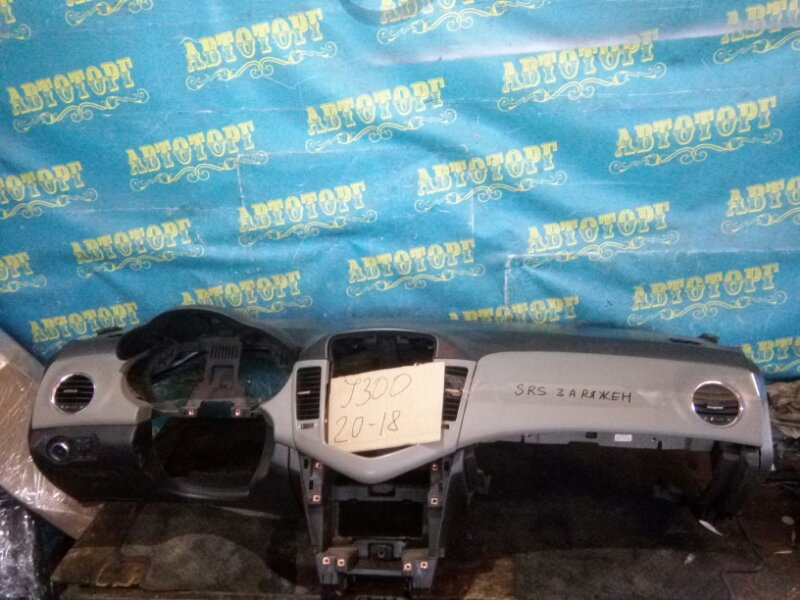 Торпеда Chevrolet Cruze J300 F16D3 2011