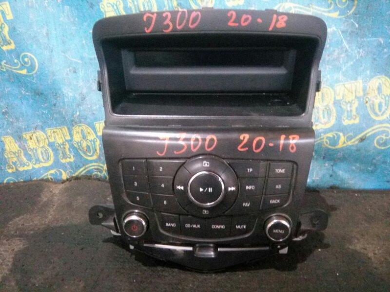 Магнитофон Chevrolet Cruze J300 F16D3 2011