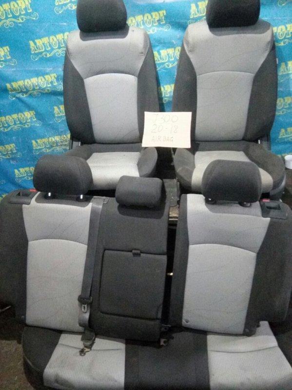 Сидения комплект Chevrolet Cruze J300 F16D3 2011