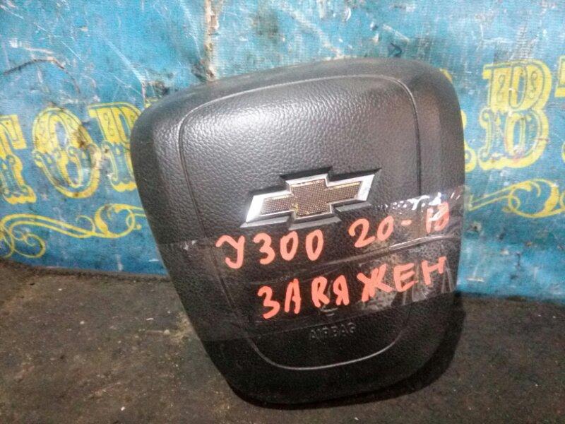 Airbag на руль Chevrolet Cruze J300 F16D3 2011