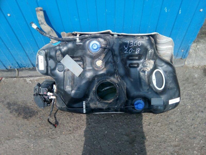 Бензобак Chevrolet Cruze J300 F16D3 2011